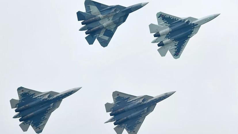 Борисов рассказал об интересе Турции к истребителям Су-35 и Су-57
