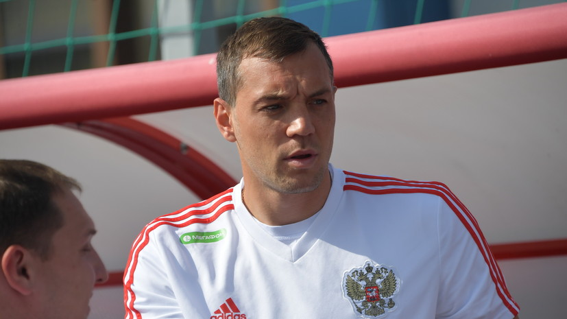 Дзюба оформил хет-трик и сделал две результативные передачи в матче с «Ростовом»