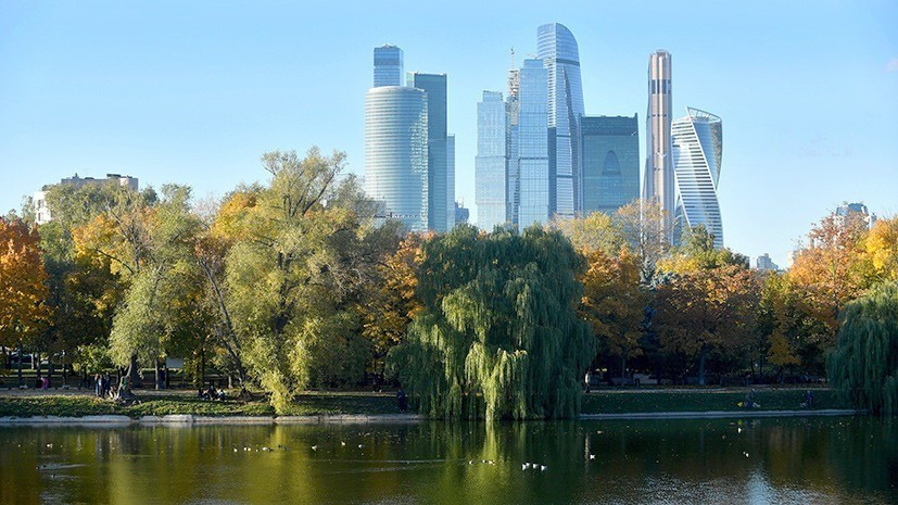Синоптики рассказали о погоде на неделе в Москве