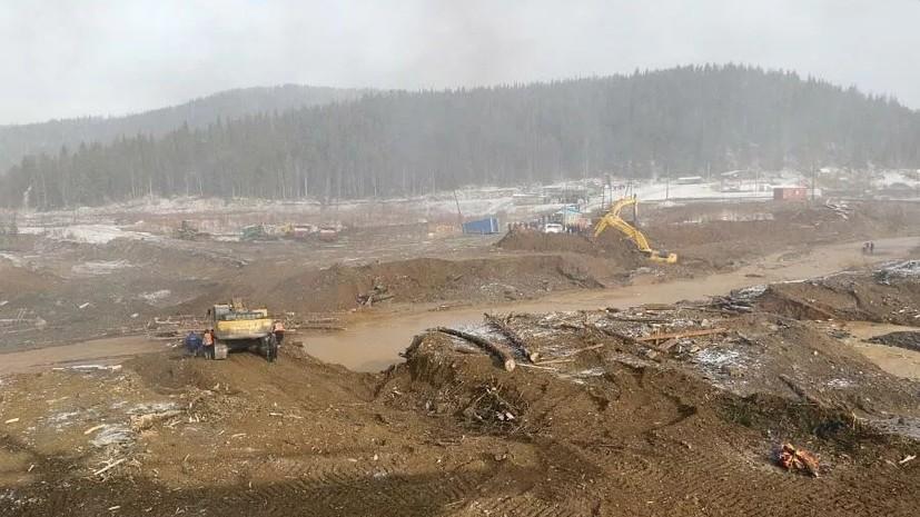 При ЧП в Красноярском крае было разрушено пять дамб