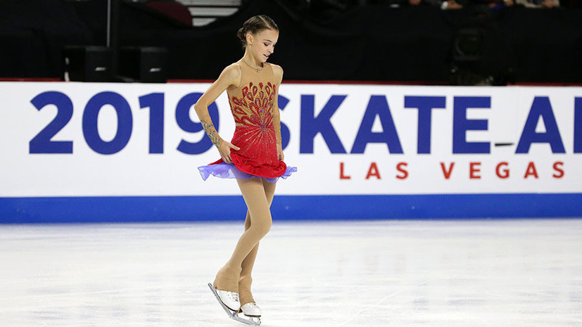 GP - 1 этап. Skate America Las Vegas, NV / USA October 18-20, 2019   - Страница 21 5dac6699ae5ac95d2838c2c6