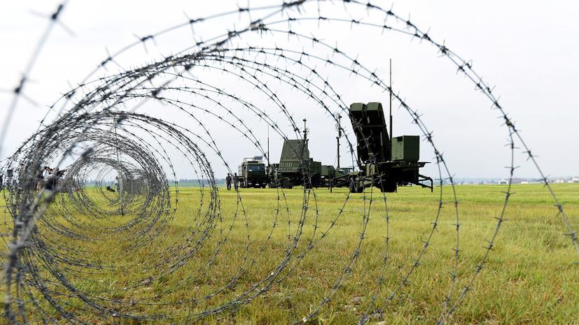 «Сдержать Москву и Китай»: Шойгу рассказал о причинах выхода США из ДРСМД