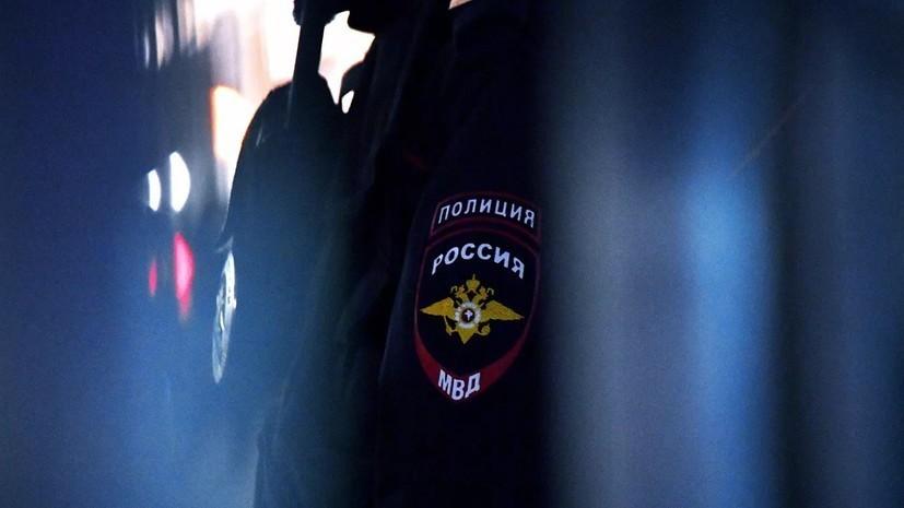В Москве мужчина ножом ранил полицейского