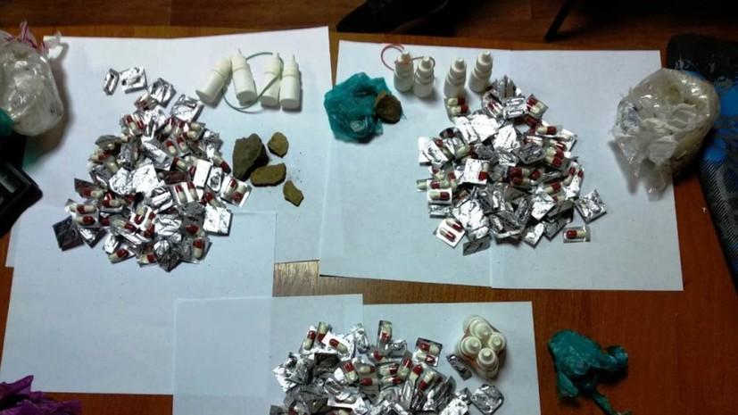 В Ростовской области пресекли попытку переброса крупной партии психотропных веществ в колонию