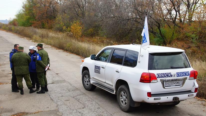В ЛНР обвинили ВСУ в подготовке постановочных обстрелов
