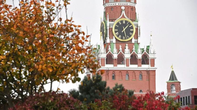 В Кремле заявили об исходящей от официального Киева «невнятице»
