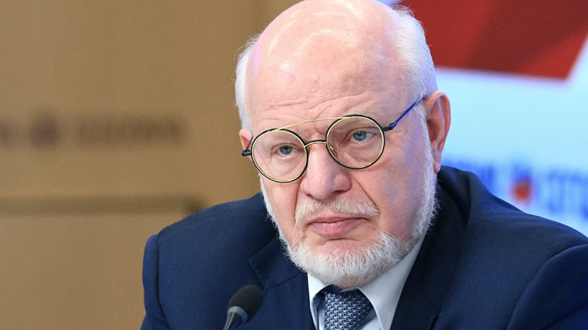 Федотов отправлен в отставку с поста главы СПЧ