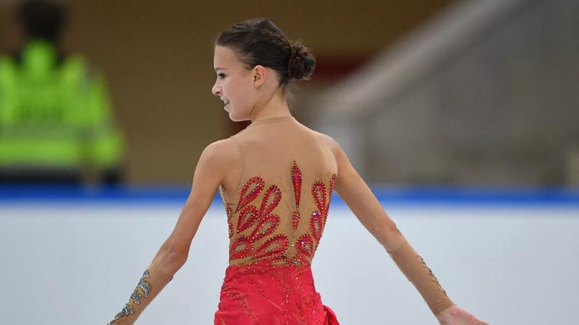 Фигуристка Щербакова установила историческое достижение на этапе Гран-при в США
