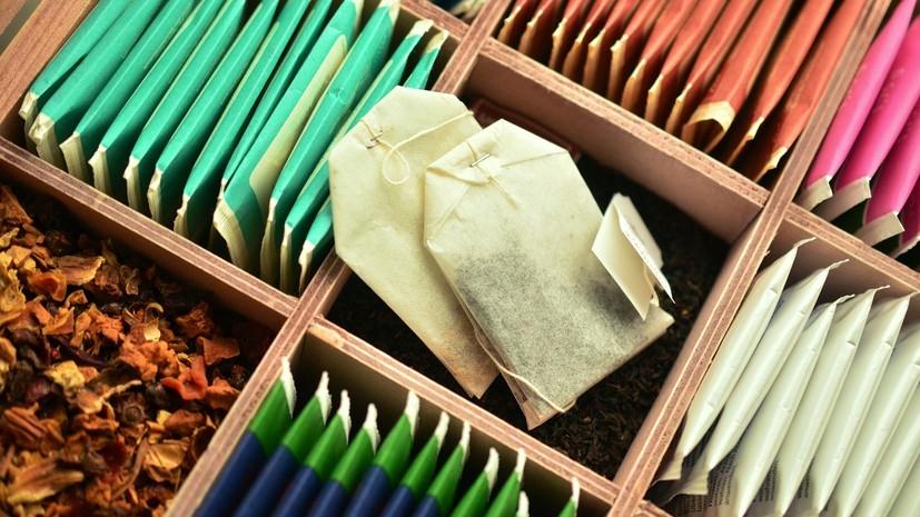 В ассоциации «Росчайкофе» прокомментировали исследование чая