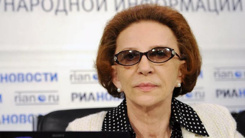 Морщакова решила выйти из состава СПЧ