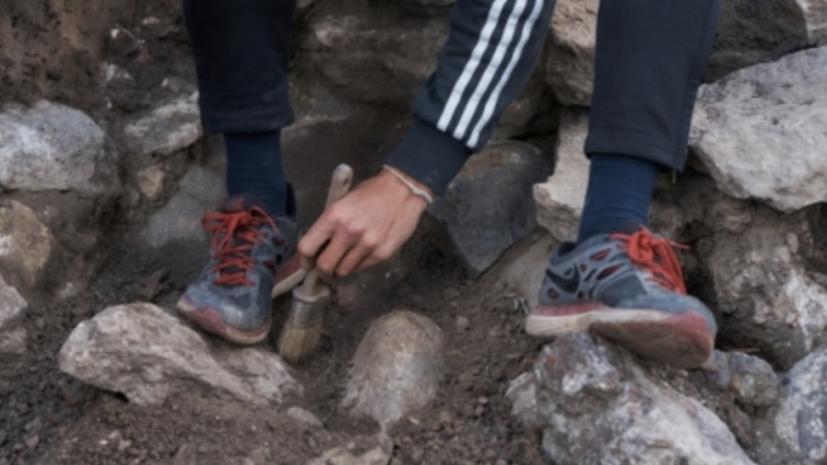 Археологи нашли захоронения XVII—XVIII веков в Архангельске