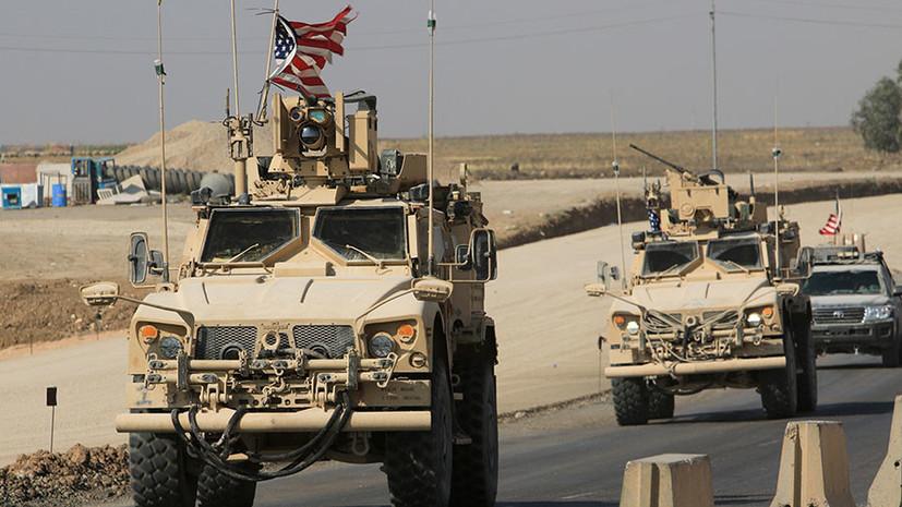 Риторический ответ: Помпео заявил о готовности использовать вооружённые силы против Турции