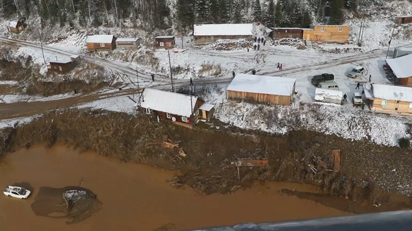 Дело о прорыве дамб под Красноярском передано в центральный аппарат СК