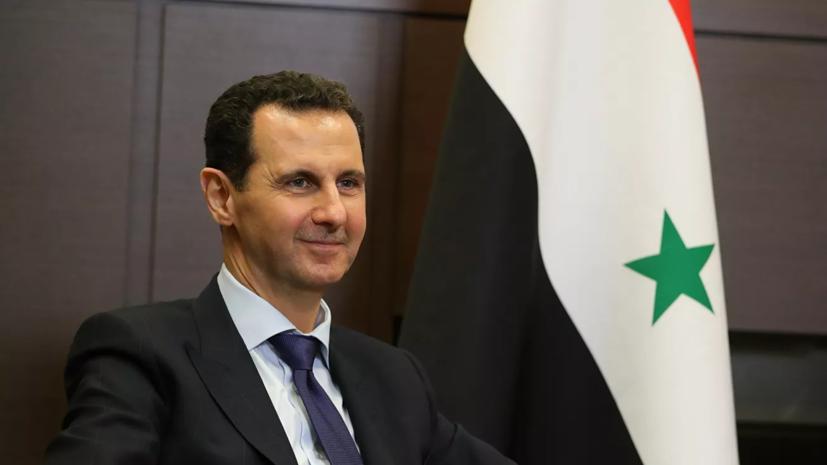 Асад встретился с военнослужащими САР на передовой в провинции Идлиб