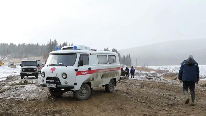 Число погибших при прорыве дамб под Красноярском возросло до 17