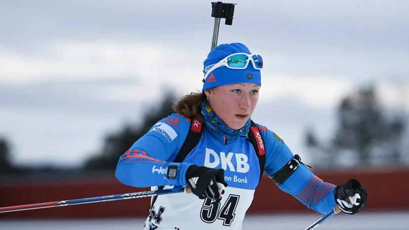 СМИ: У биатлонисток Подчуфаровой и Аввакумовой могут возникнуть сложности со сменой спортивного гражданства