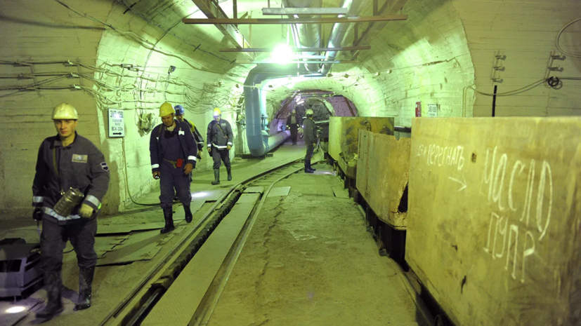 Ростехнадзор начал проверку на руднике Таймырский