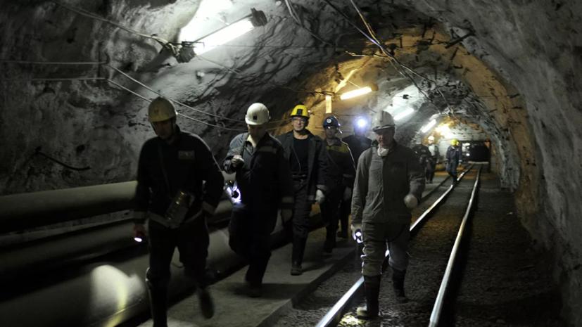 Тела погибших на руднике Таймырский подняли на поверхность