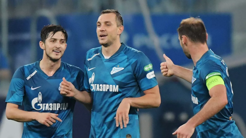 Дзюба обратился к болельщикам накануне матча ЛЧ с «Лейпцигом»