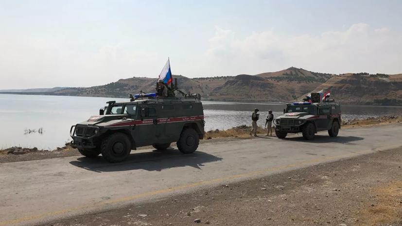 За пределы операции Турции в Сирии введут российскую военную полицию