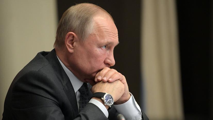Путин провёл разговор с Асадом после встречи с Эрдоганом