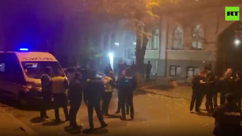 Два человека погибли из-за взрыва гранаты в Киеве