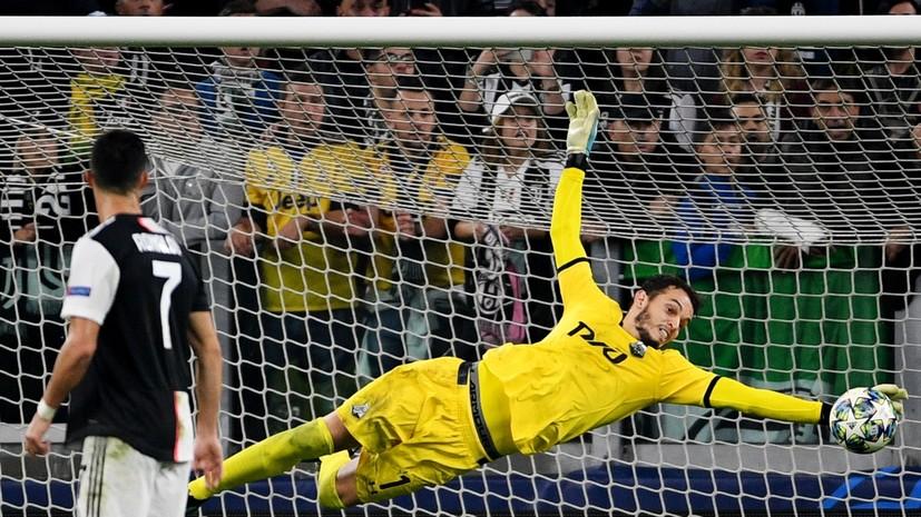 Капелло считает, что Гилерме ошибся при втором голе «Ювентуса» в матче ЛЧ