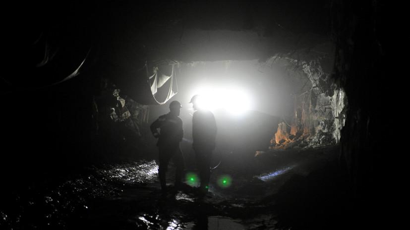 Названа возможная причина гибели трёх человек на руднике Таймырский