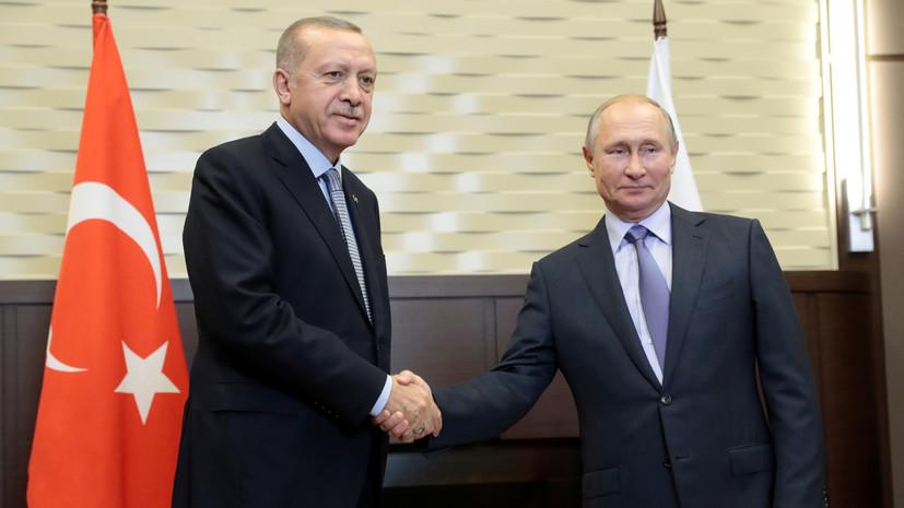 В Иране оценили соглашение Турции и России по прекращению огня в Сирии