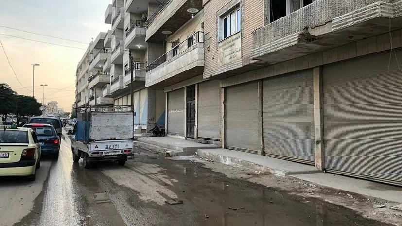 Военная полиция России движется к городу Кобани