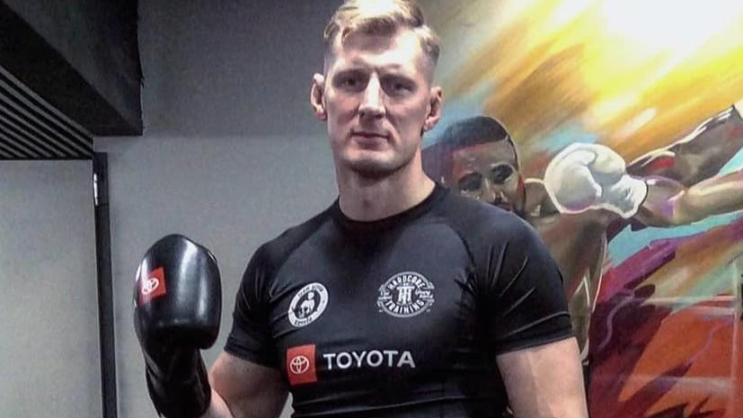 Менеджер Волкова заявил, что российский боец готов нокаутировать Нганну