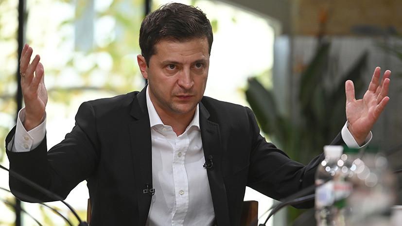 Народный детектор: зачем Зеленский потребовал от депутатов своей фракции пройти проверку на полиграфе