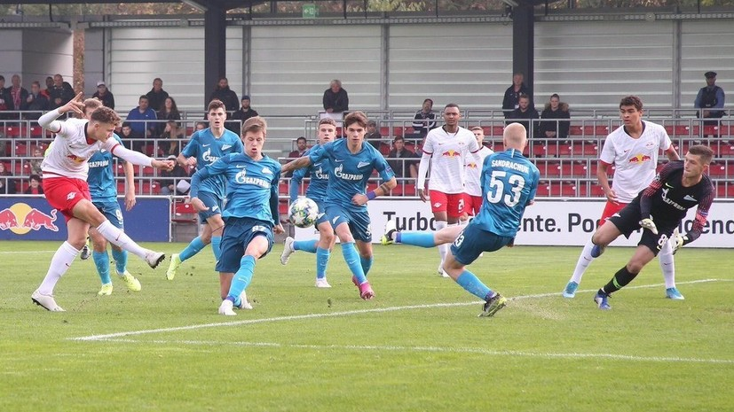 Футболист «Зенита» Сантос назвал сильные стороны «Лейпцига»