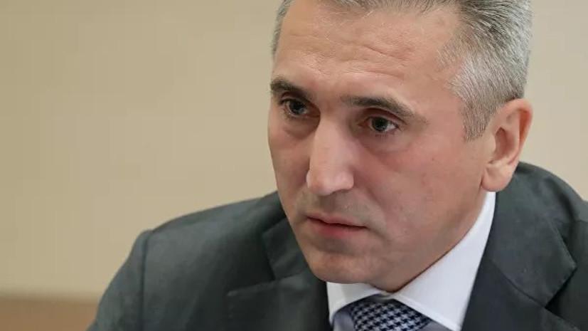 Губернатор Тюменской области встретился с претендентами на участие в конкурсе «Лидеры России»