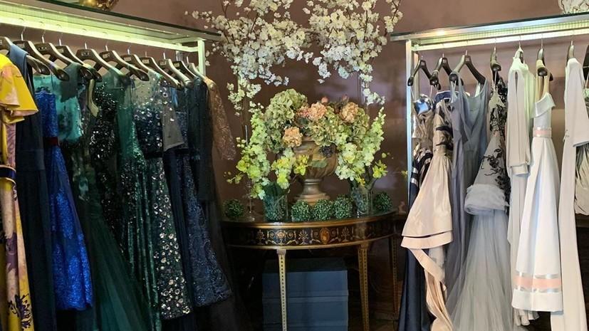 Неделя моды в Москве открылась показом Юдашкина
