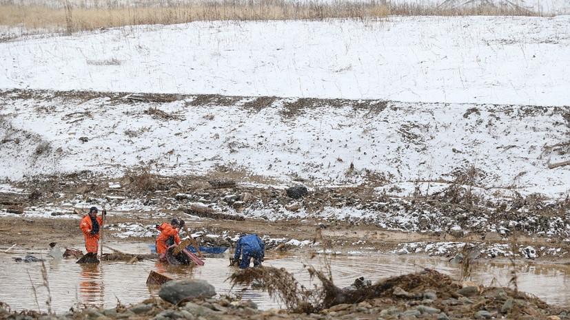 В Красноярском крае опознали 17 погибших при прорыве дамб
