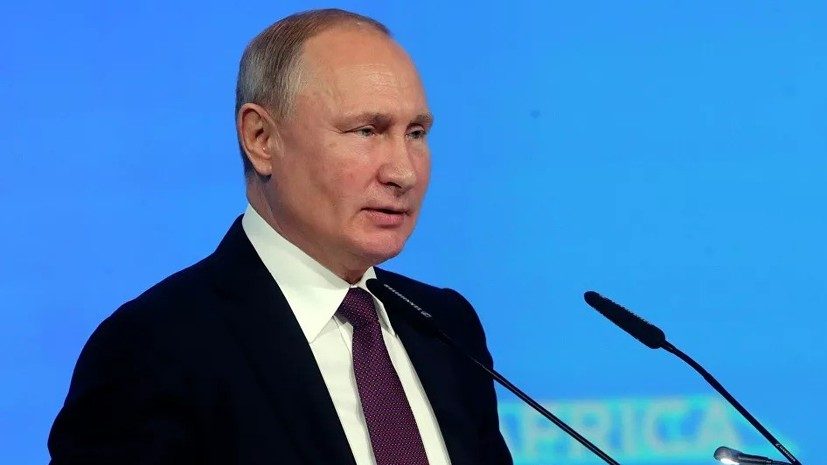 Путин рассказал о тратах России на армию