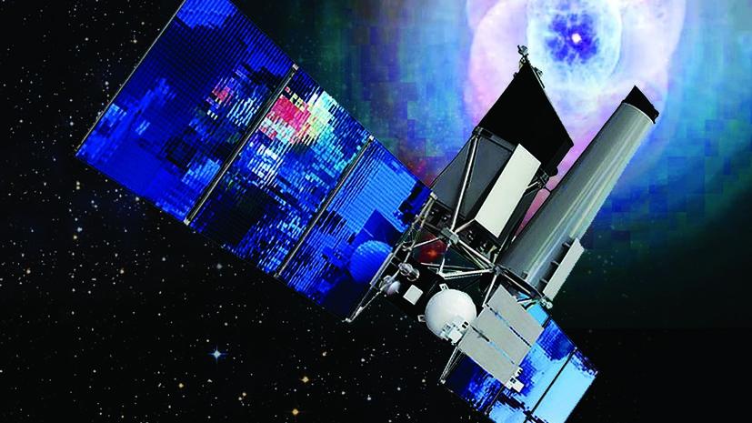 Галактическая перепись: российская обсерватория «Спектр-РГ» вышла на рабочую орбиту