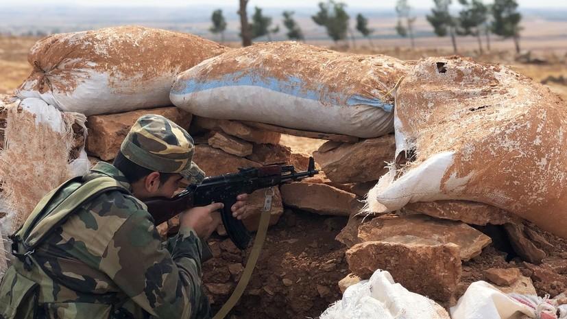 ЦПВС: Боевики намеревались заминировать дорогу для доставки гумпомощи в САР