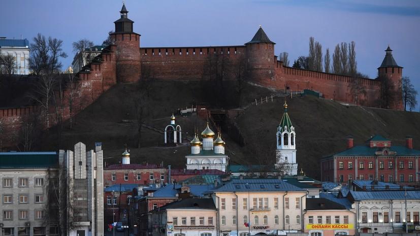 В Нижегородском кремле начались археологические раскопки