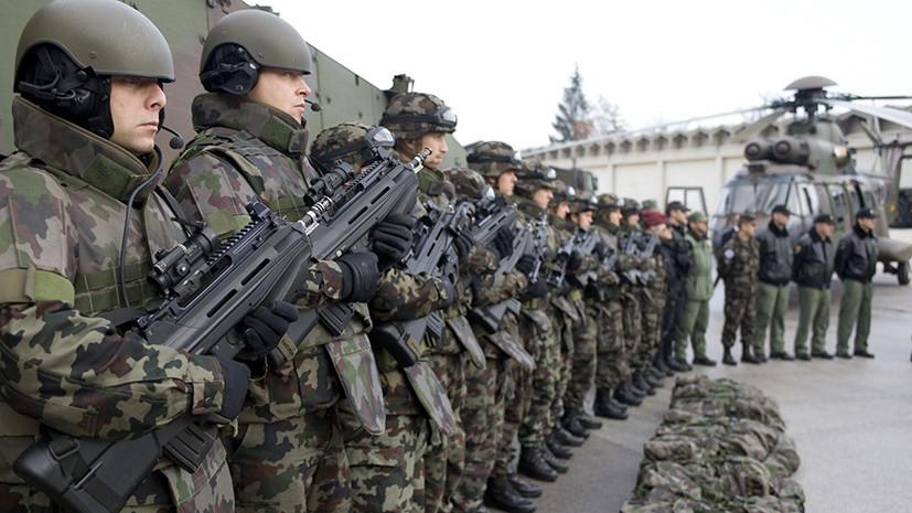 «Особый статус в НАТО»: зачем Венгрия, Словакия, Хорватия и Словения создают общее командование силами спецопераций