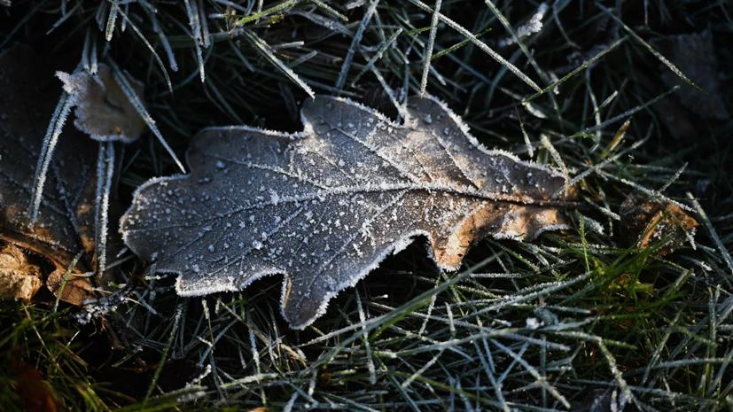 Вильфанд предупредил о существенном похолодании в Москве