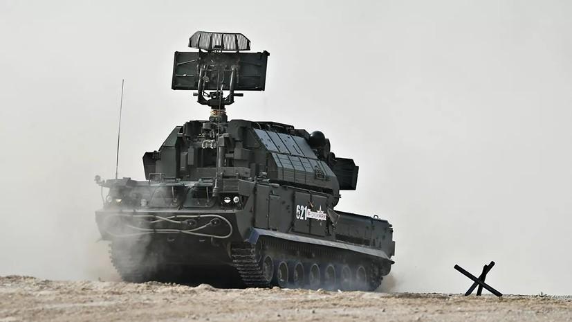 Россия и Египет впервые объединили силы ПВО на совместных учениях