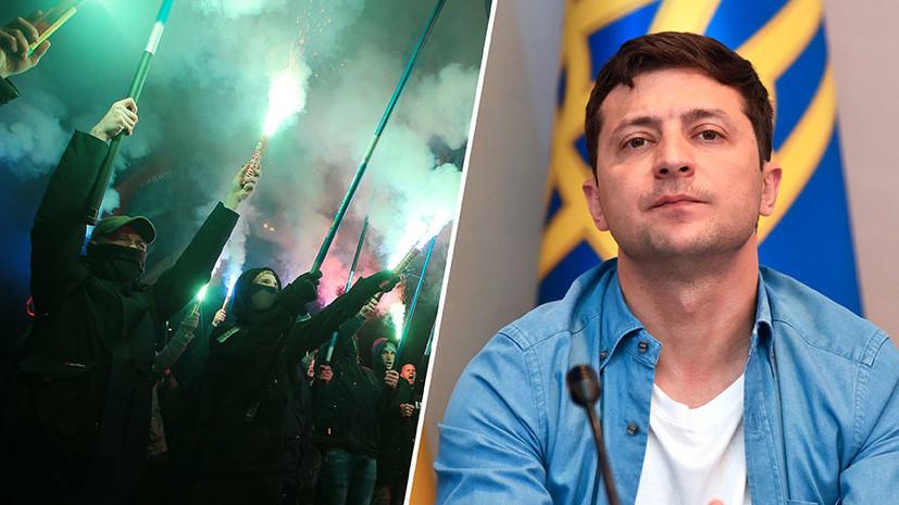Опасные «добровольцы»: основатель «Азова» пригрозил Зеленскому отправить тысячи радикалов в Донбасс