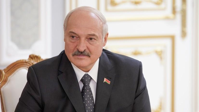 Лукашенко назвал главный принцип обороны Белоруссии
