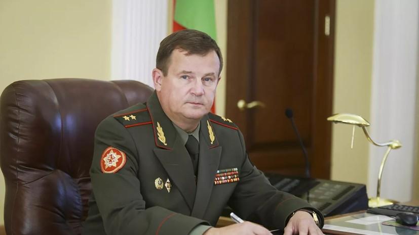Белоруссия усилит охрану границы с Литвой