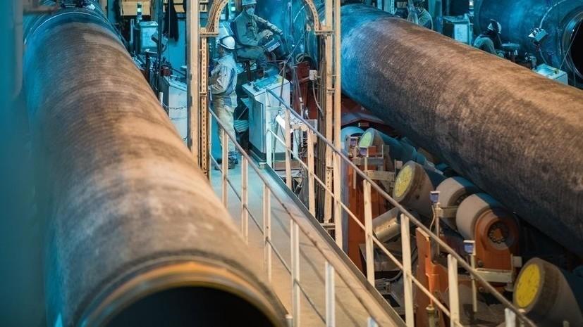 В США вновь предлагают ввести санкции против «Северного потока — 2»