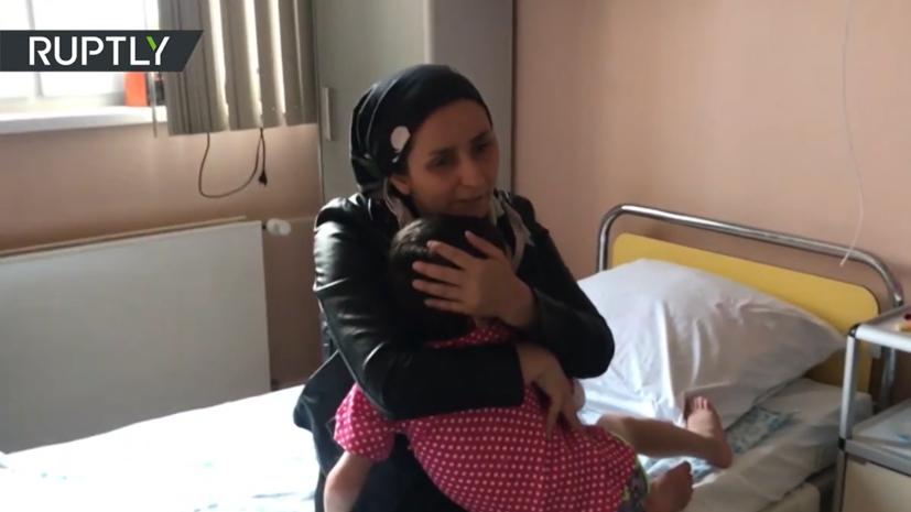 Законным представителем избитой девочки из Ингушетии стала её мать