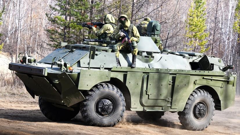 Россия передала Таджикистану вооружение на 320 млн рублей