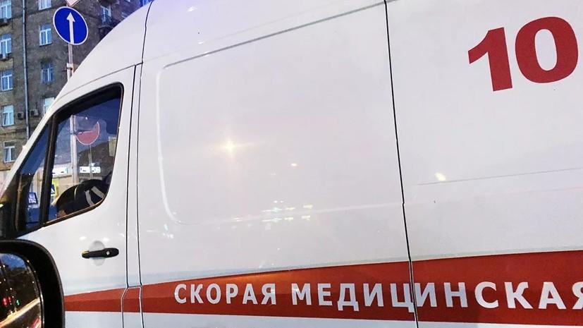 Два человека погибли при взрыве колеса на причале в Петербурге
